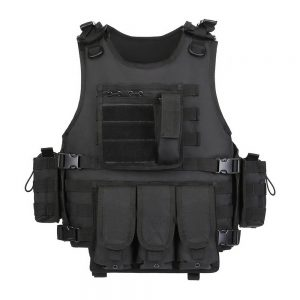 GZ XINXING Black Tactical Airsoft Paintball Vests Review
