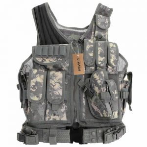 Lixada Tactical Vest Military Airsoft Review