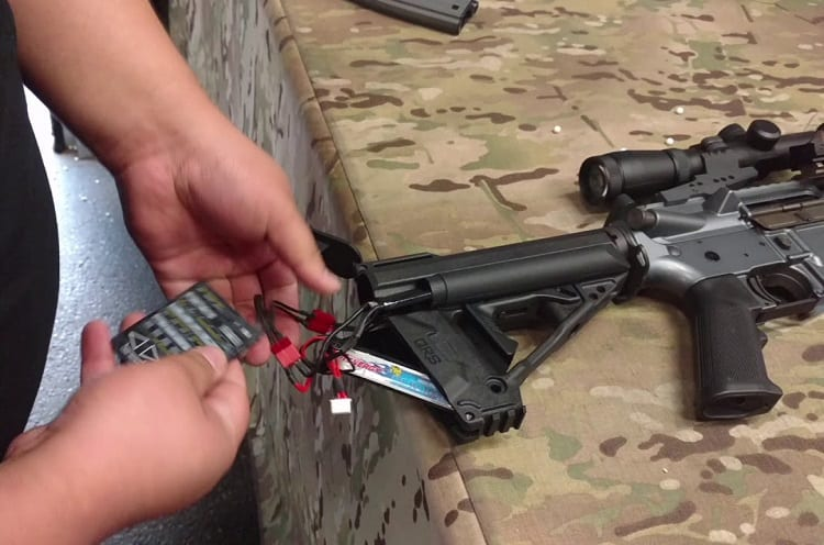 MOSFET Rifle