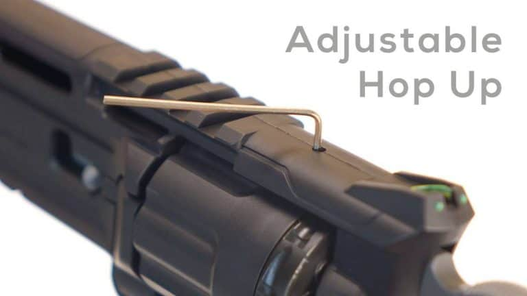 Adjustable Hop Up Review