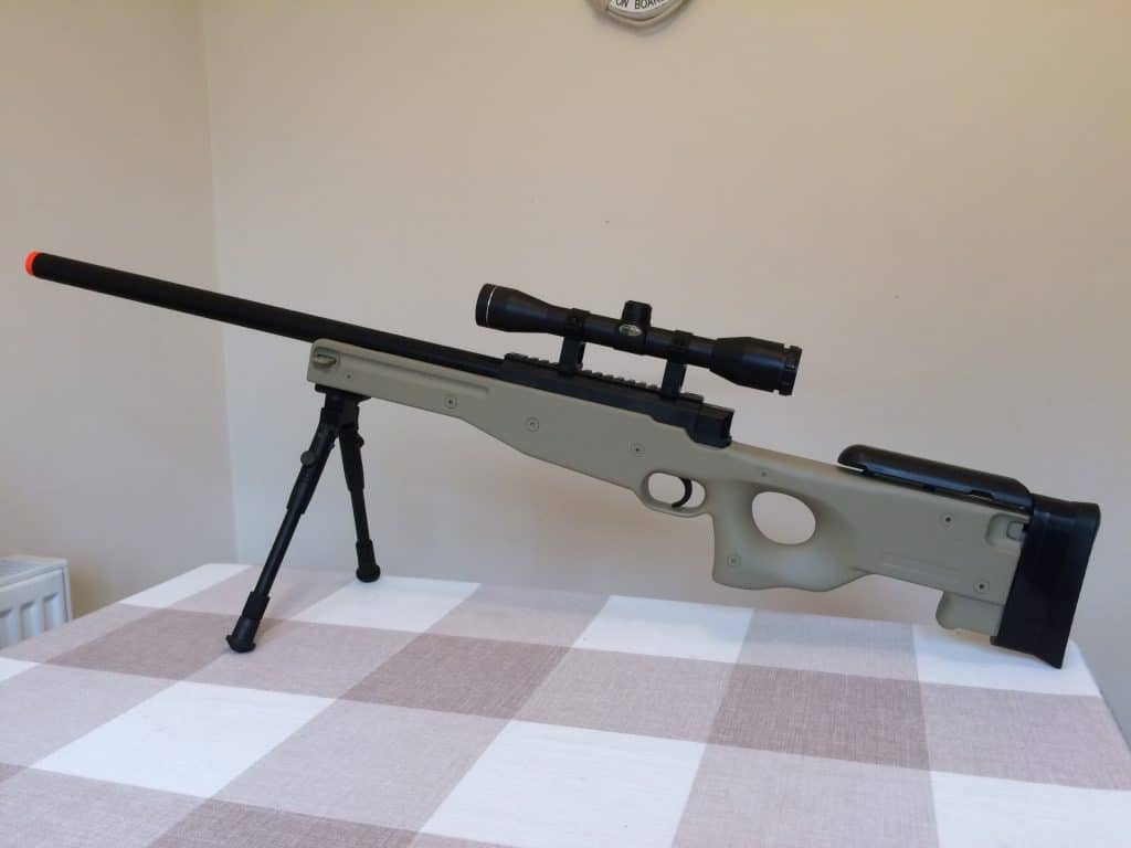 Airsoft Bipods