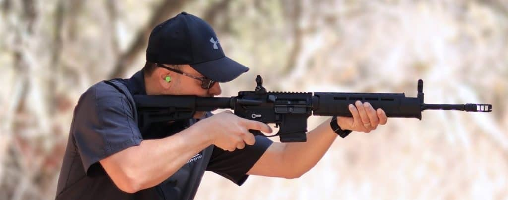 Gripping Airsoft Rifles
